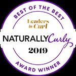 Naturally Curly Award 2019
