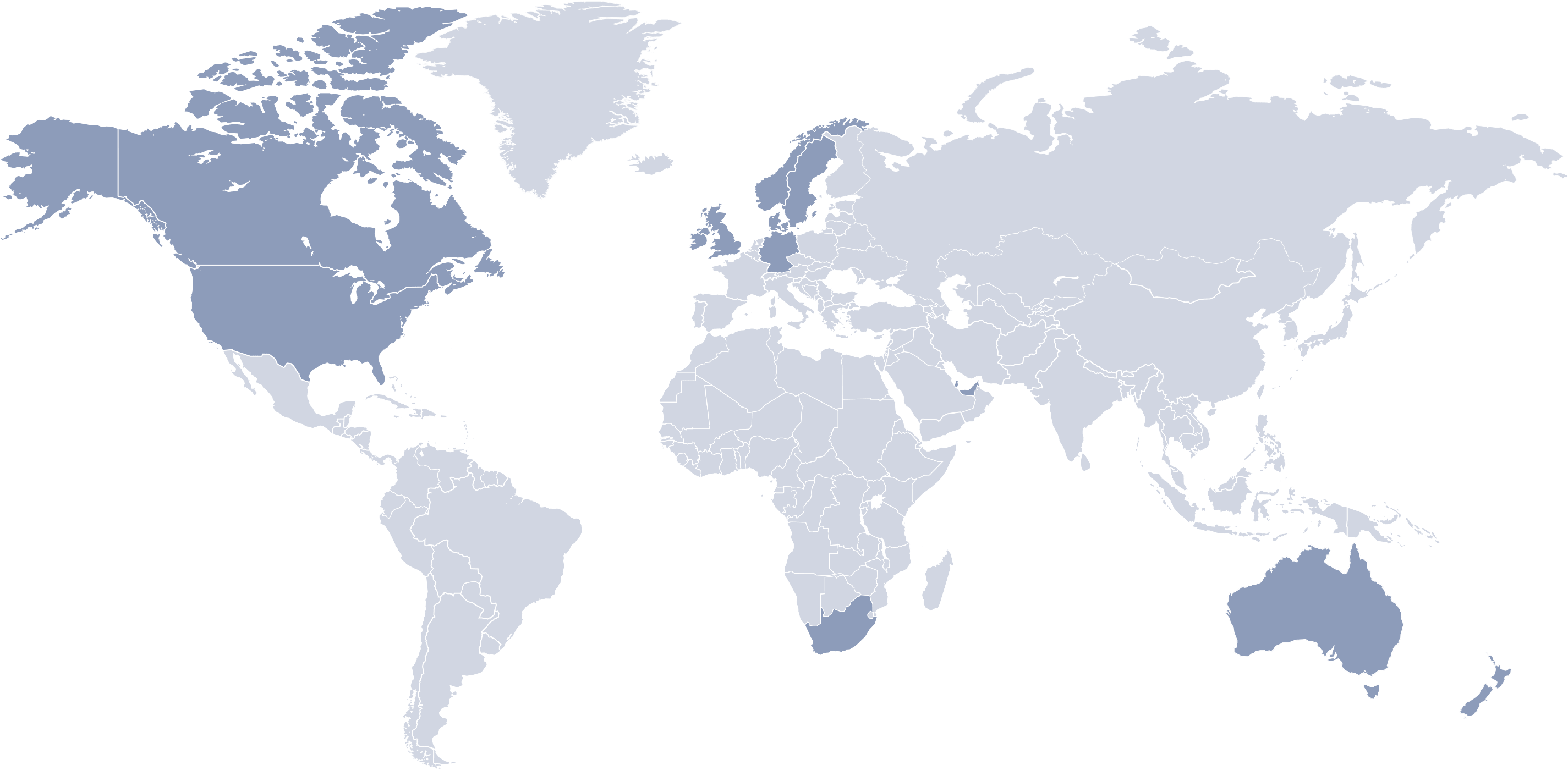 KMI Brands' Global Presence