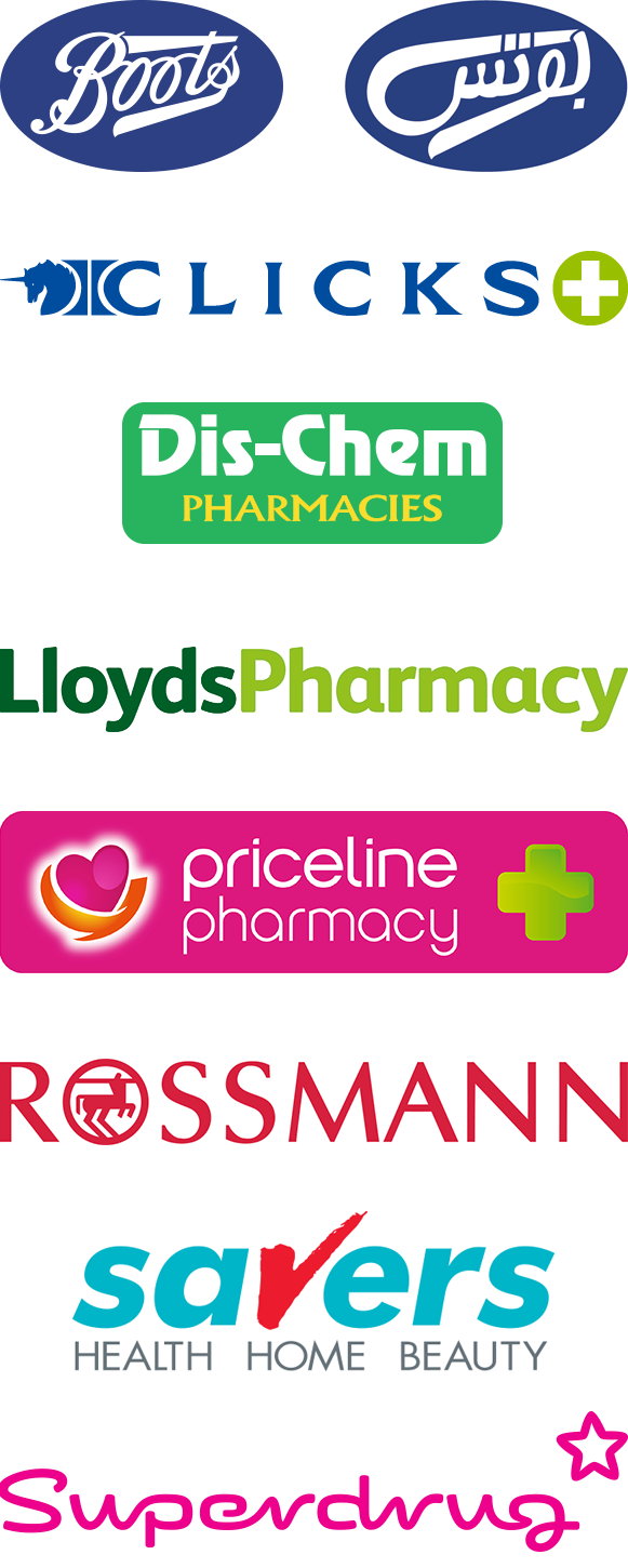 Health & Beauty Retailers
