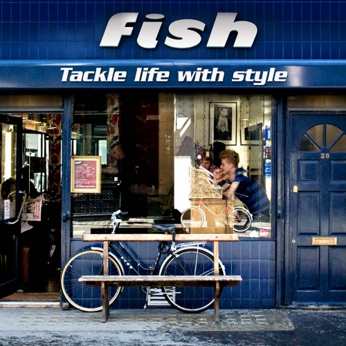 Fish launches in South Africa