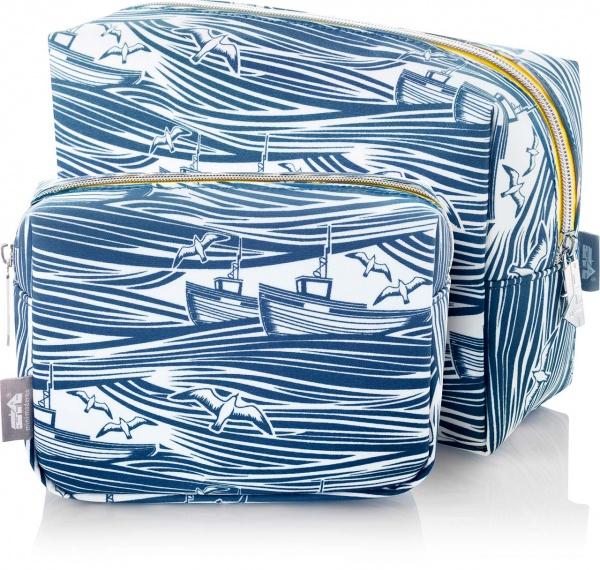 Mini Moderns Whitby Wash Bags