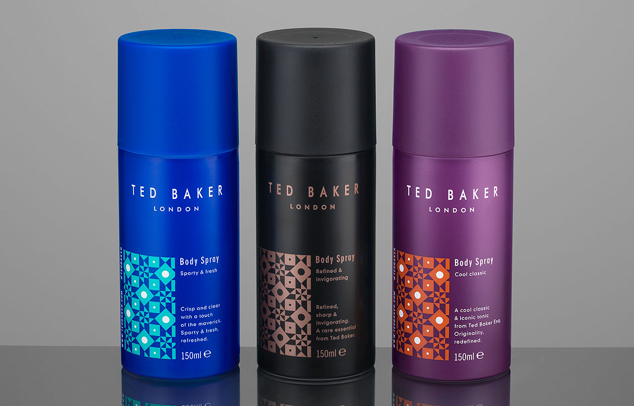 Ted Baker Bath & Body Collection for Men
