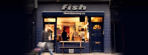 Fish Hairdressing Salon, Soho London