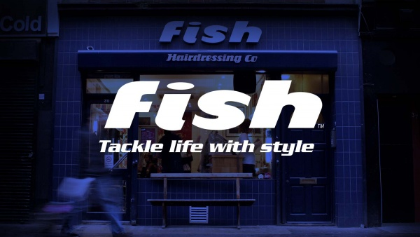 Fish: tackle life with style!