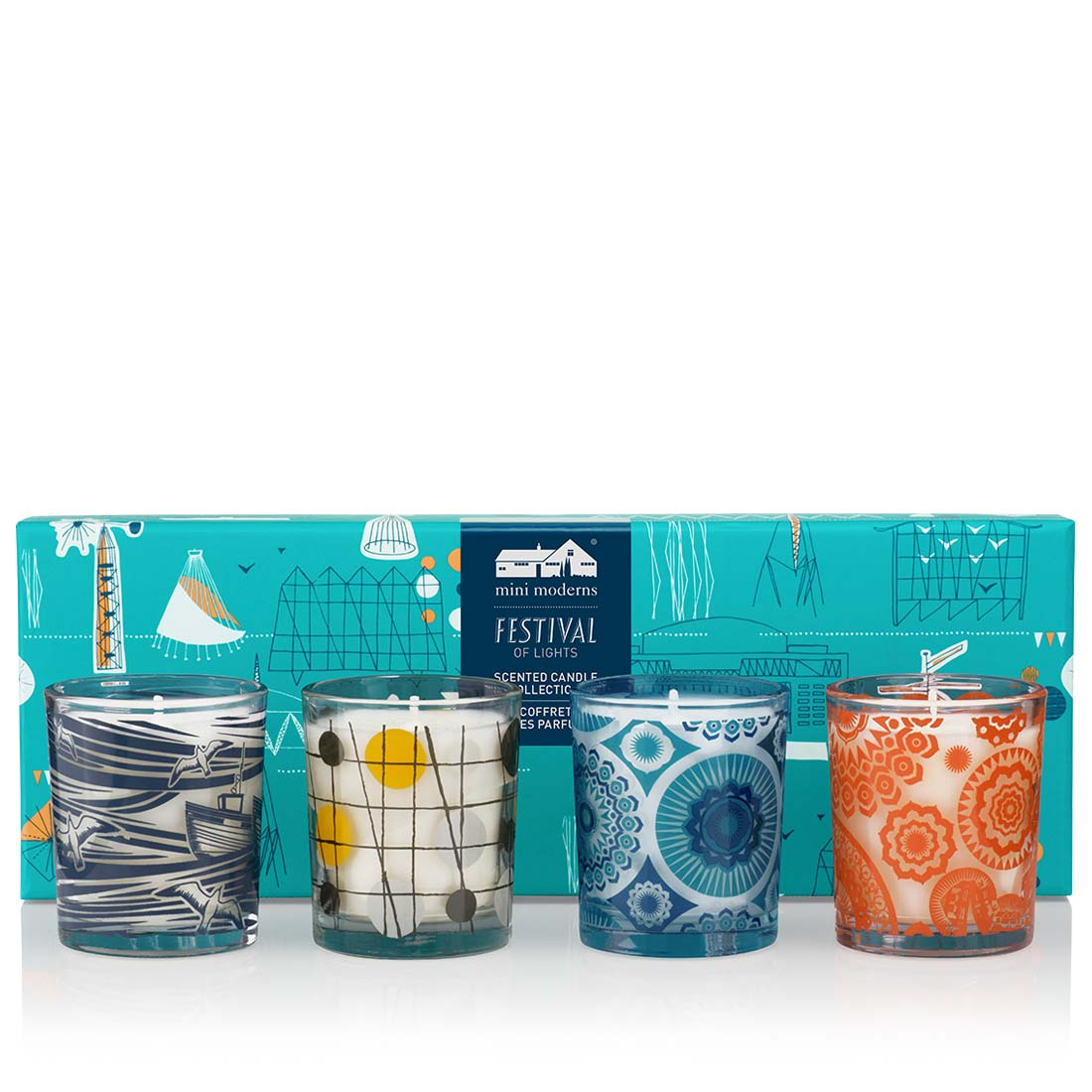 Festival Candle Gift Set