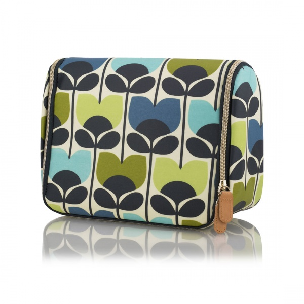 Orla Kiely Climbing Rose Wash Bag