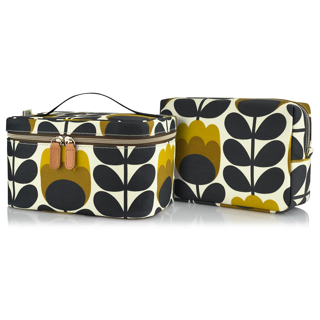 Orla Kiely Washbag Set