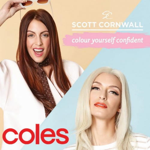 Scott Cornwall in Coles