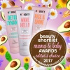 Noughty Wins Beauty Shortlist Awards