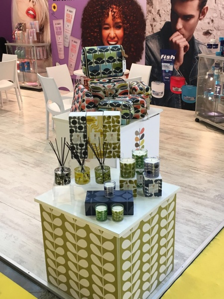 KMI Brands at Cosmoprof 2017