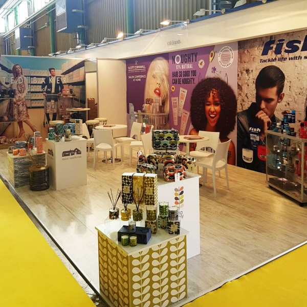 KMI Brands at Cosmoprof