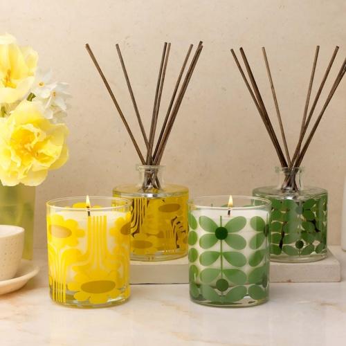 Orla Kiely Home Fragrance Relaunch