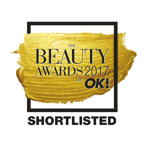 The Beauty Awards 2017 with OK! Shortlisted