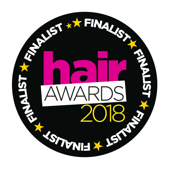 Hair Awards 2018 Finalist