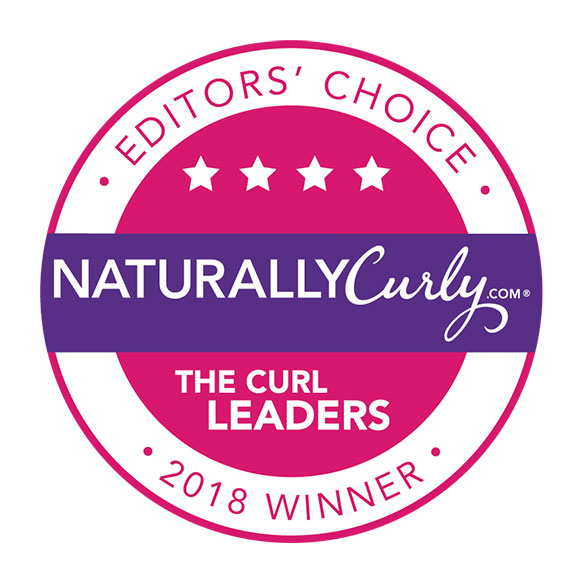 Naturally Curly 2018 Winner Editor's Choice