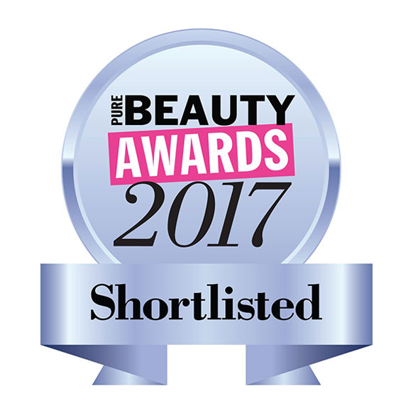 Pure Beauty Awards 2017 Shortlisted