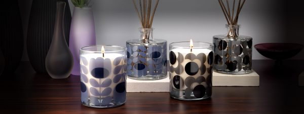 Orla Kiely Candles and Diffusers