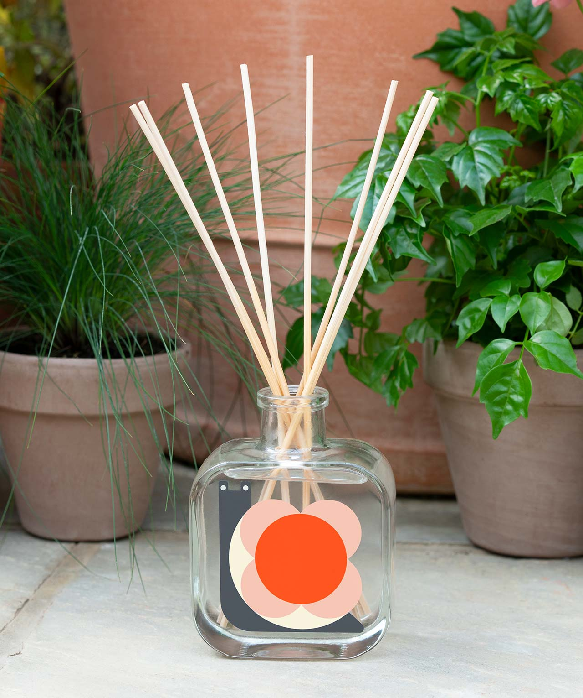 Orla Kiely Home Fragrance Snail Diffuser