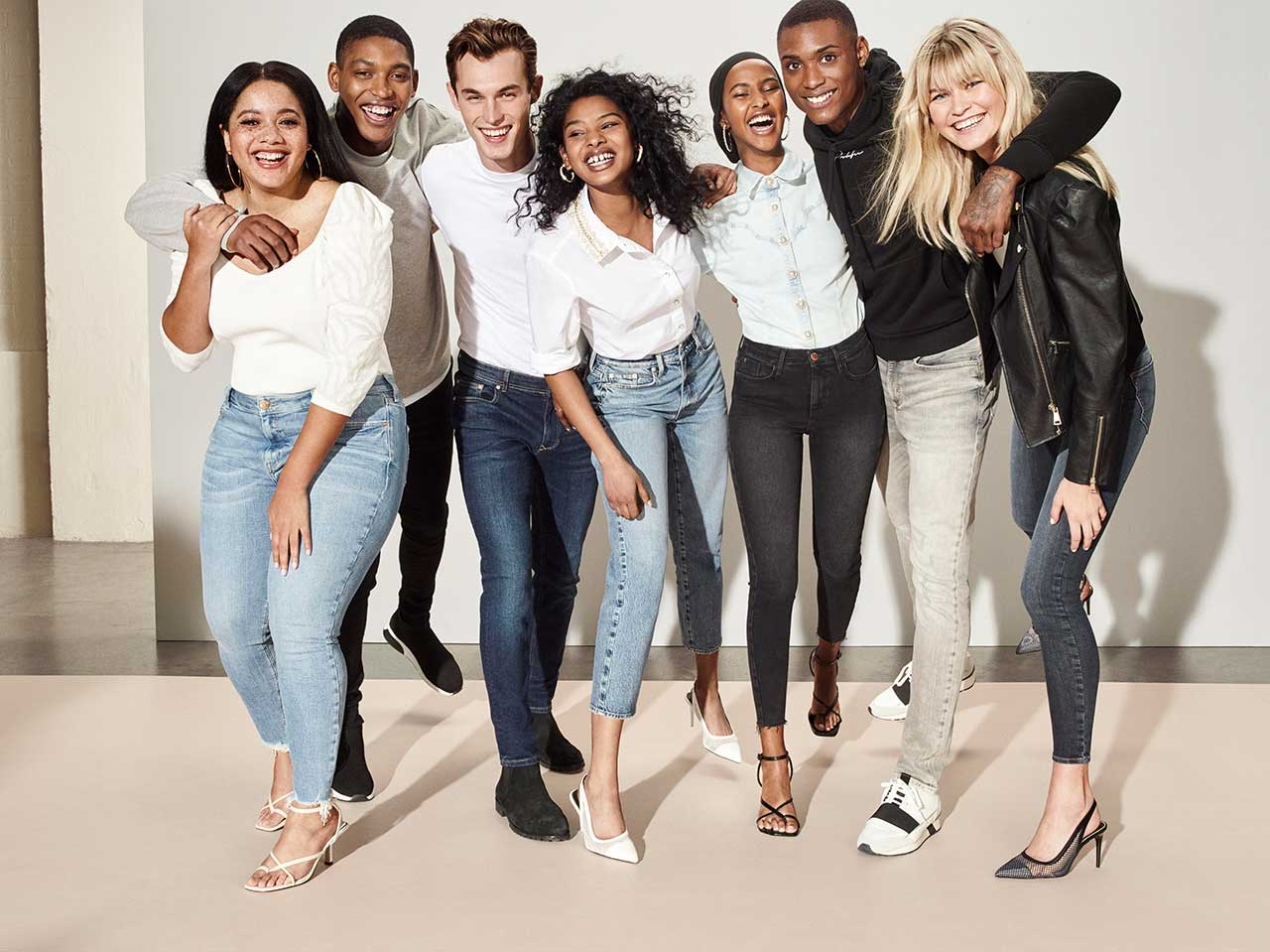 River Island partners with KMI Brands