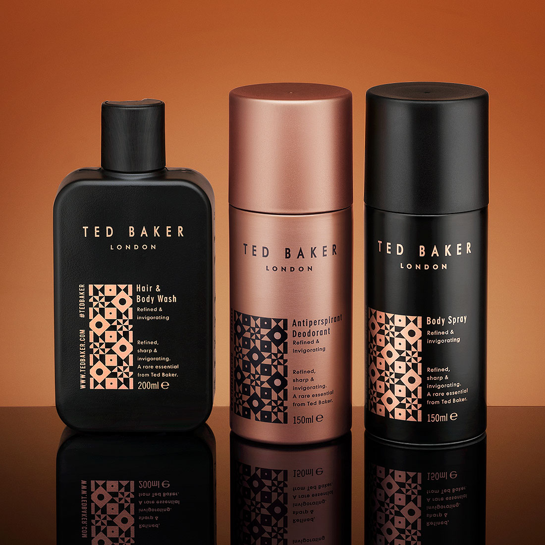 Ted Baker Mens Body Sprays