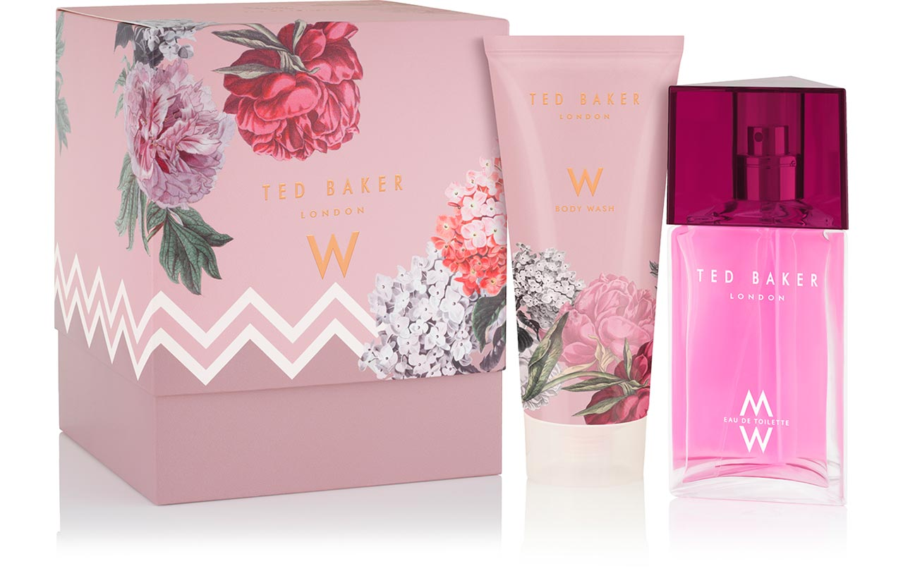 Ted Baker W Palace Gardens Gift Set