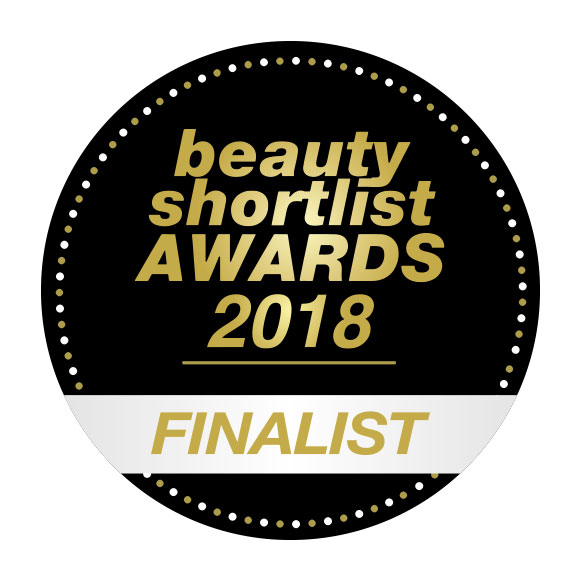Beauty Shortlist Awards 2018 Finalist