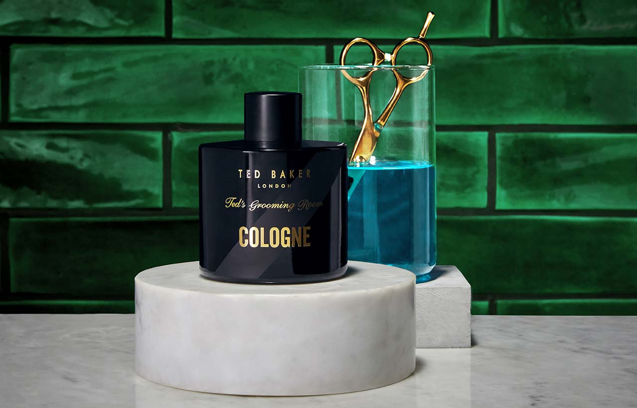 Ted's Grooming Room Cologne