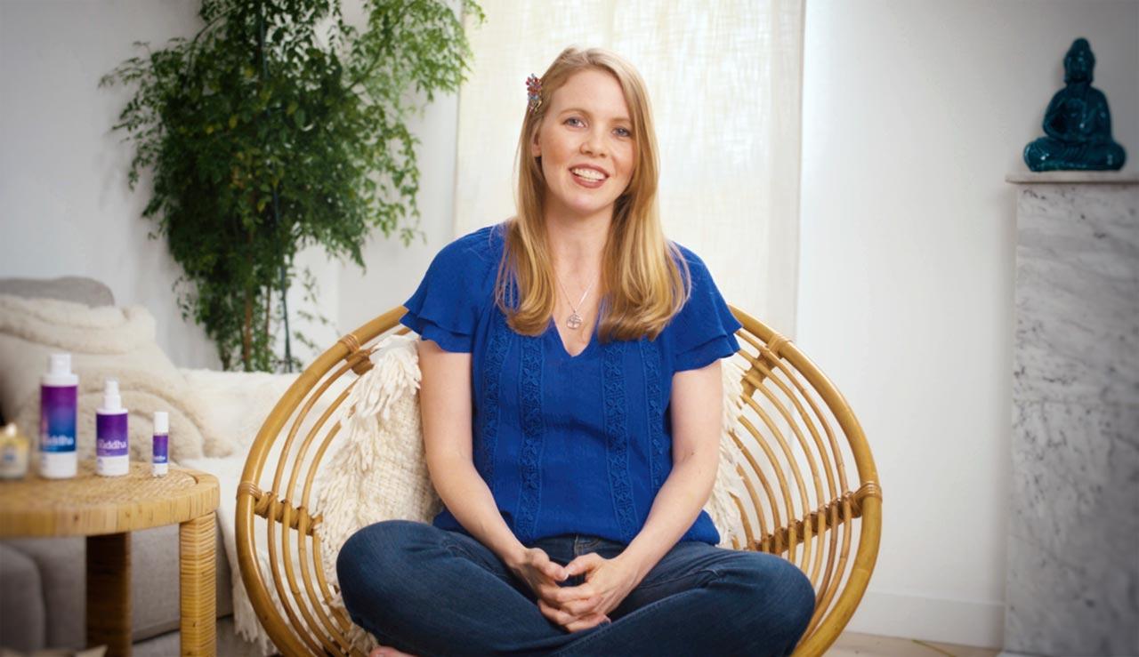 Lori Deschene founder of Tiny Buddha